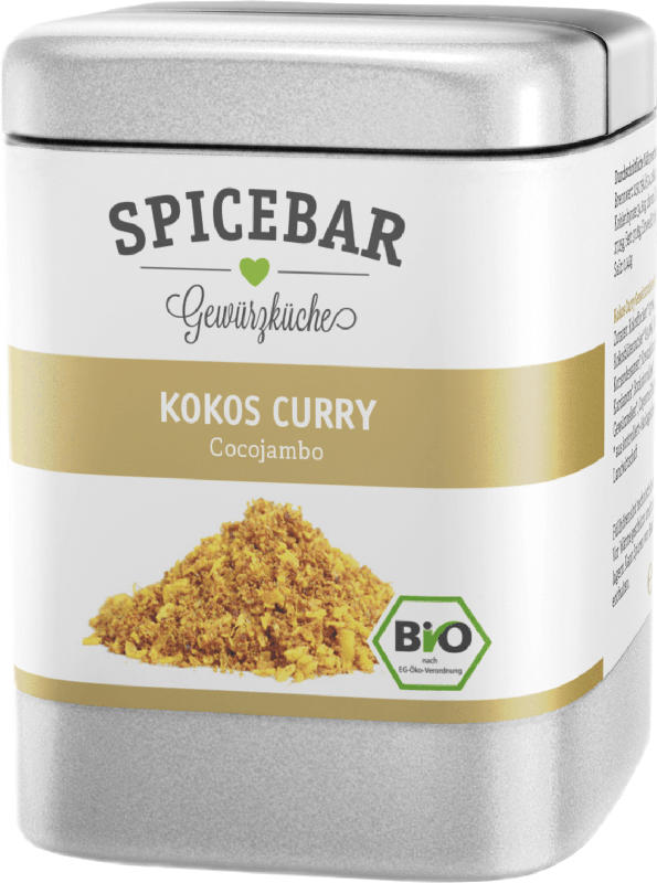 Spicebar Gewürzzubereitung Kokos Curry