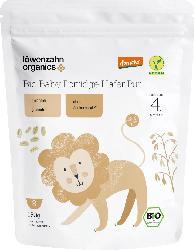 Löwenzahn Organics Getreidebrei Bio Hafer nach 4.Monat