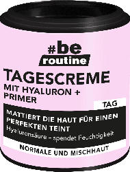 b.e. routine Tagescreme Double Day Care