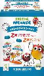 dm-drogerie markt Freche Freunde Quetschbeutel Frühstücks-Mix, 4x100g