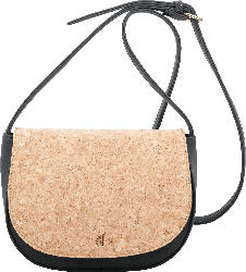 Vleder-Bag Handtasche JENNIFER Kork