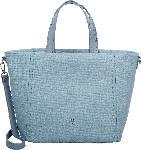 dm-drogerie markt Vleder-Bag Handtasche ANDREA hellblau
