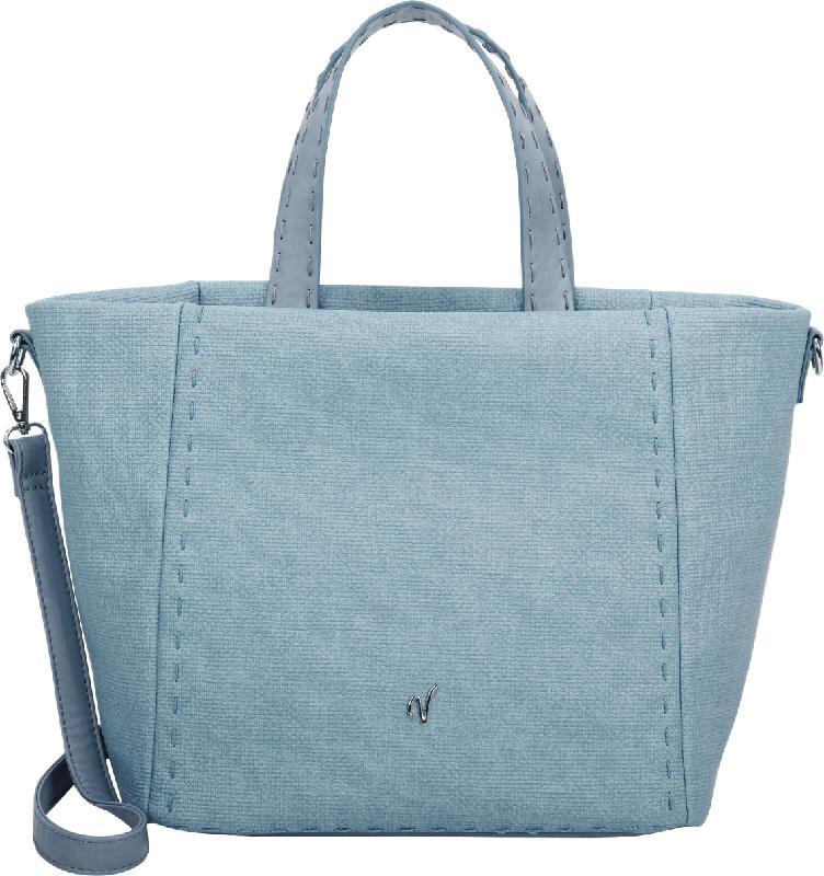 Vleder-Bag Handtasche ANDREA hellblau