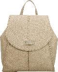 dm-drogerie markt Vleder-Bag Rucksack AMY beige