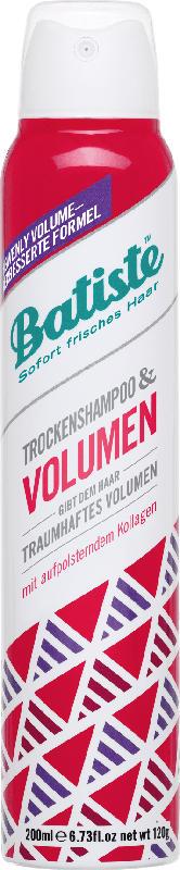 batiste Trockenshampoo Hair Benefit Volume
