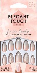 Elegant Touch Künstliche Fingernägel Champagne Campaign