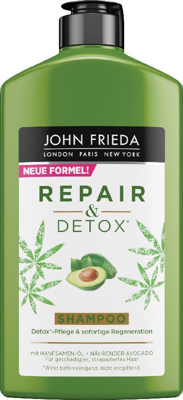 John Frieda Shampoo Repair & Detox*