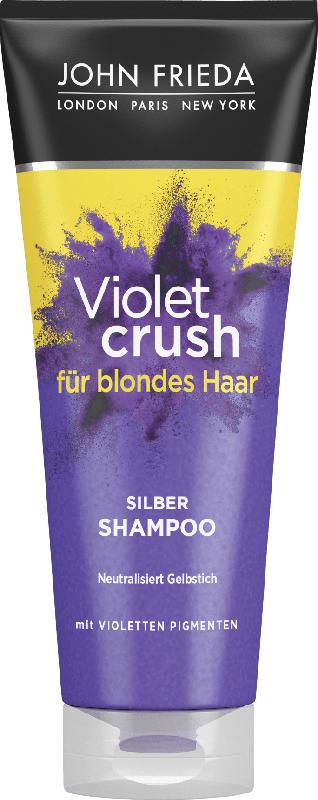 John Frieda Silber Shampoo Violet Crush