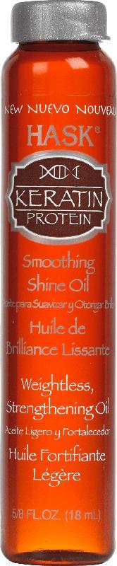 HASK Pflegeöl Keratin Oil