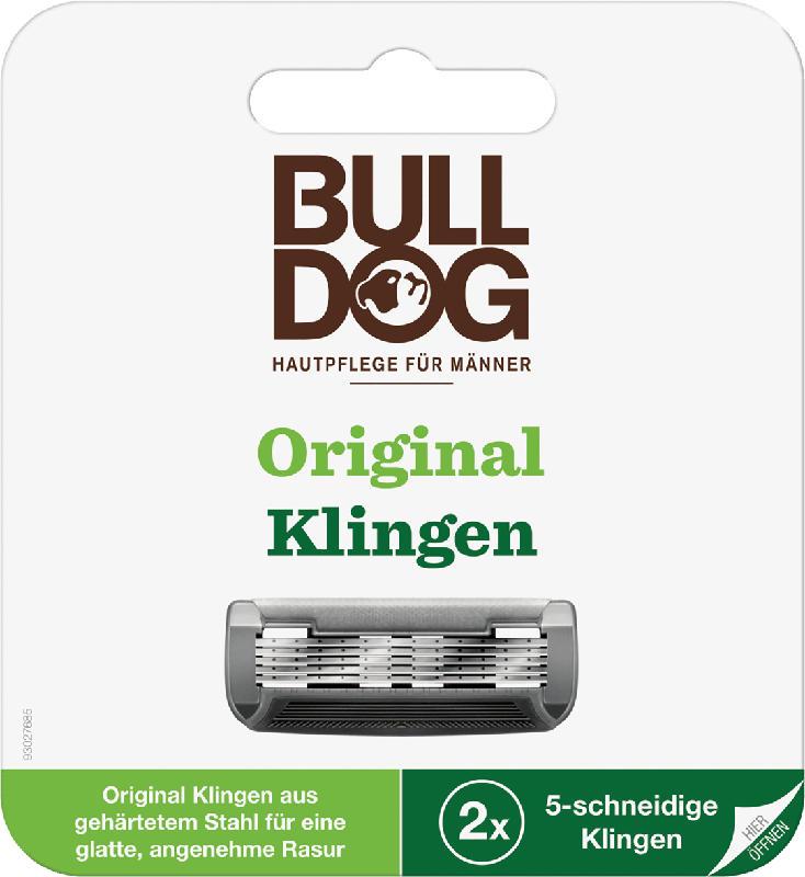 Bulldog Original Rasierklingen