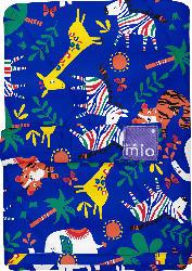 Bambino Mio Wickelunterlage Safari Party Blau