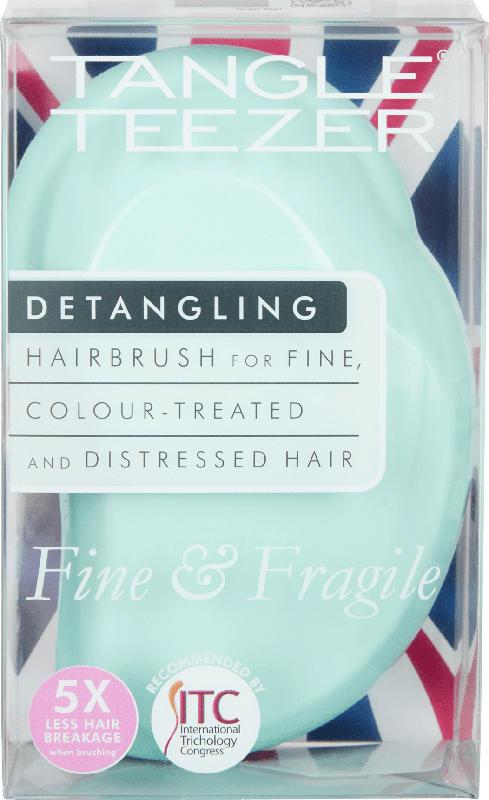 Tangle Teezer Entwirrbürste Fine & Fragile Mint