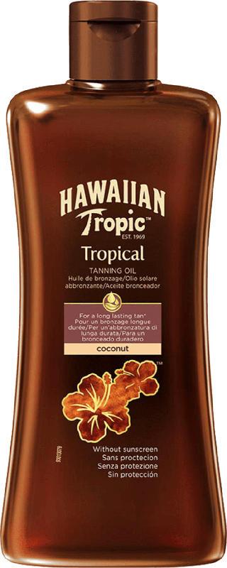 Hawaiian Tropic Bräunungsöl Tropical