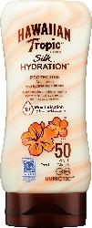 Hawaiian Tropic Sonnenmilch Silk Hydration LSF 50