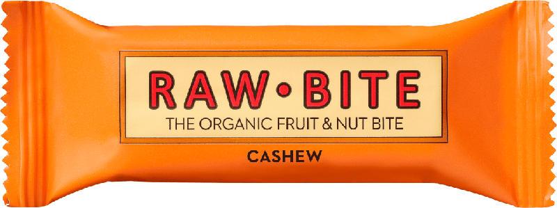 raw bite Rohkostriegel mit Cashew