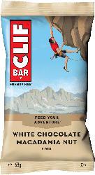 Clif Bar Energie-Riegel white chocolate macadamia nut, Hafer, Macadamia & weiße Schokolade