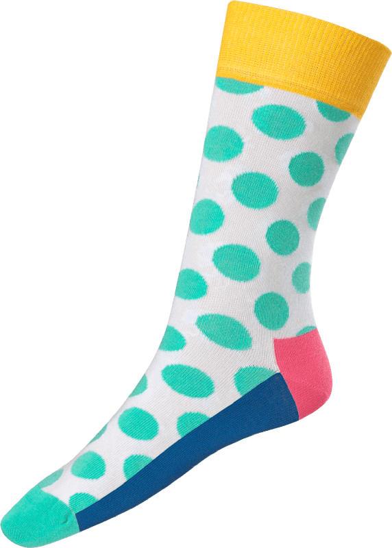 Happy Socks Socken, Big Dot Socks Gr. 41-46