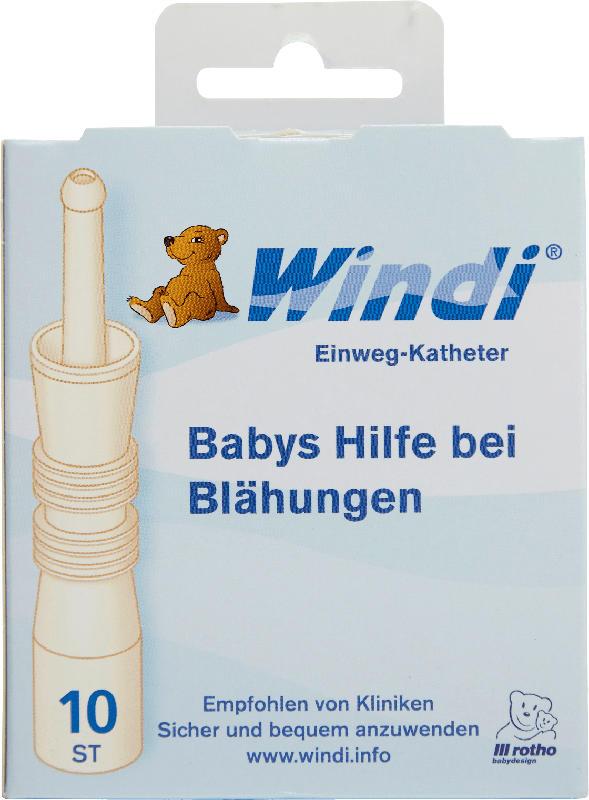 Windi Einweg-Katheter