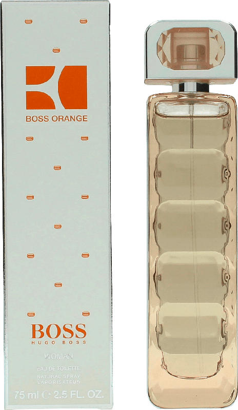 Hugo Boss Eau de Toilette Orange Woman