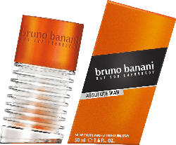 Bruno Banani Eau de Toilette Absolute Man