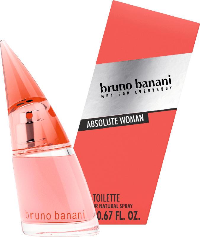 Bruno Banani Eau de Toilette Absolute Woman