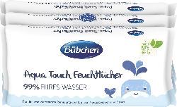Bübchen Feuchttücher Pure, 3x48 Stück