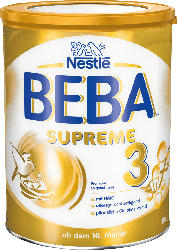Nestlé BEBA Folgemilch 3 Supreme ab dem 10.Monat