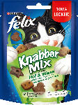 dm-drogerie markt Felix Snack für Katzen, KnabberMix Hof & Wiese