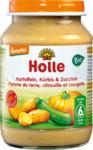dm-drogerie markt Holle baby food Gemüse Kartoffeln, Kürbis & Zucchini 6M.