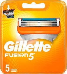 Gillette Fusion Manual Rasierklingen