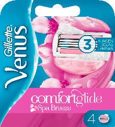 Gillette Venus Comfort Glide Spa Breeze Rasierklingen