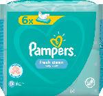 dm-drogerie markt Pampers Feuchttücher Fresh Clean, 6x52 Stück