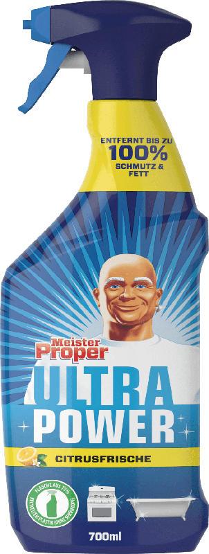Meister Proper Allzweckreiniger Ultra Power Spray Citrusfrische