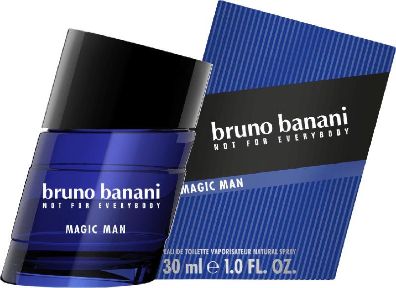 Bruno Banani Eau de Toilette Magic Man