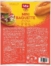 Schär Brötchen, Mini-Baguette, glutenfrei
