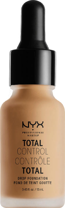 NYX PROFESSIONAL MAKEUP Make-Up Total Control Foundation Classic Tan 12