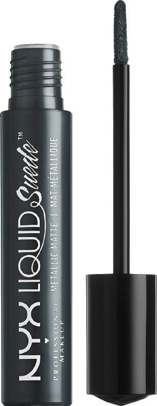 NYX PROFESSIONAL MAKEUP Lippenstift Liquid Suede Metallic Matte  Go Rogue 40