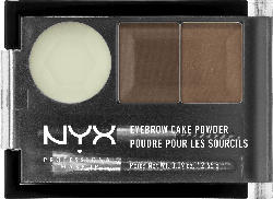 NYX PROFESSIONAL MAKEUP Augenbrauenpuder Eyebrow Cake Powder Brunette 05