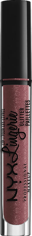 NYX PROFESSIONAL MAKEUP Lipgloss Lip Lingerie Glitter honeymoon 07
