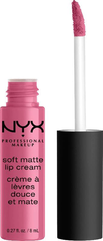 NYX PROFESSIONAL MAKEUP Lippenstift Soft Matte Lip Cream montreal 61