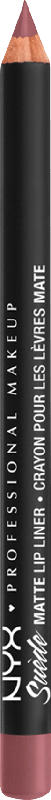 NYX PROFESSIONAL MAKEUP Suede Matte Lipliner lavender and lace 62
