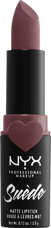 NYX PROFESSIONAL MAKEUP Lippenstift Suede Matte Lipstick lavender and lace 14