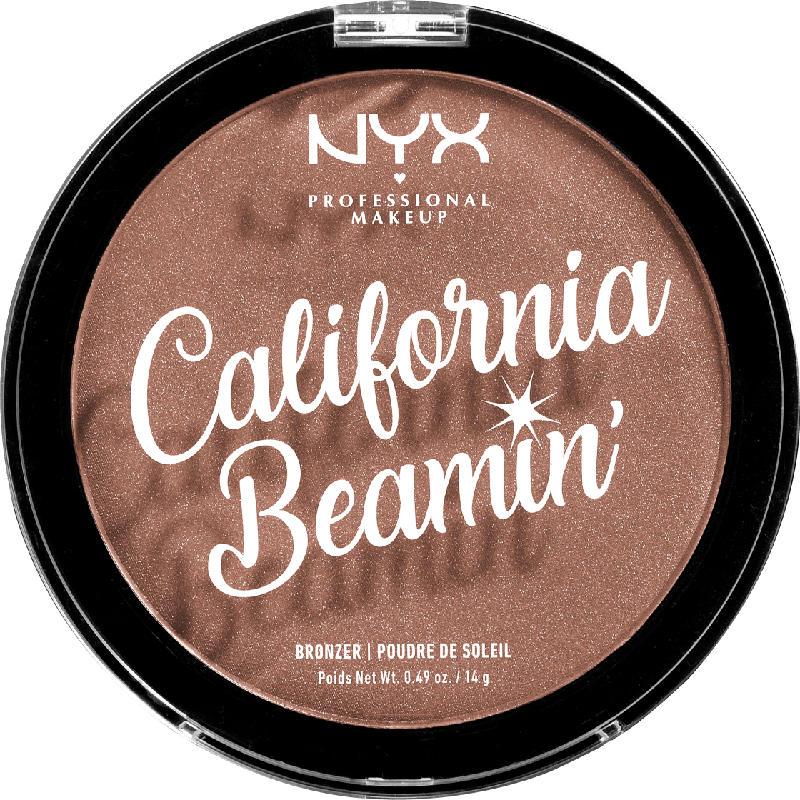 NYX PROFESSIONAL MAKEUP Bronzer California Beamin` Face & Body Free Spirit 01