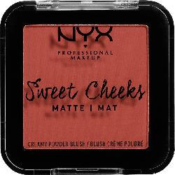 NYX PROFESSIONAL MAKEUP Rouge Sweet Cheeks Blush Matte Summer Breeze 10