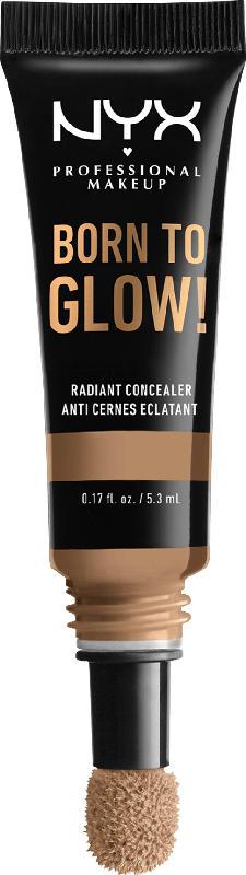 NYX PROFESSIONAL MAKEUP Concealer Born To Glow Radiant Caramel 15