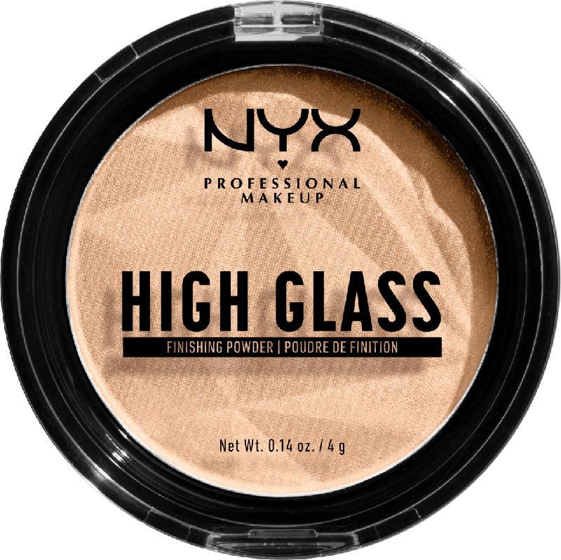 NYX PROFESSIONAL MAKEUP Puder High Glass Finishing Powder Light 01