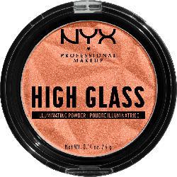 NYX PROFESSIONAL MAKEUP Puder High Glass Illuminating Powder Daytime Halo 02