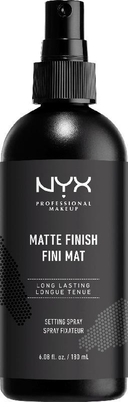 NYX PROFESSIONAL MAKEUP Fixierspray Makeup Setting Spray Maxi Matte Finish 01
