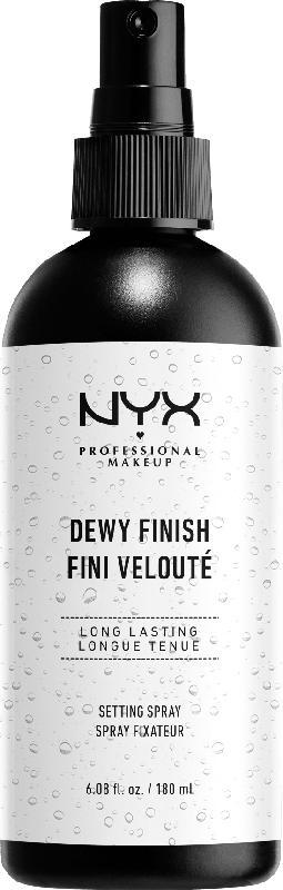 NYX PROFESSIONAL MAKEUP Fixierspray Makeup Setting Spray Maxi Dewy 02