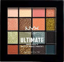 NYX PROFESSIONAL MAKEUP Lidschatten Ultimate Shadow Palette Ultimate Utopia